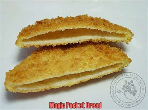 membuat roti di magic com homekreation kitchen corner magic pocket bread roti poket