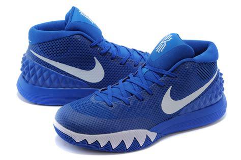 Sepatu Murah Nike One White Royal Blue cheap s nike kyrie 1 royal blue white basketball shoes 705277 418 for sale