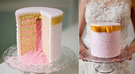 Hochzeitstorte Innen by Pinata Cakes Tutorials Cake Magazine