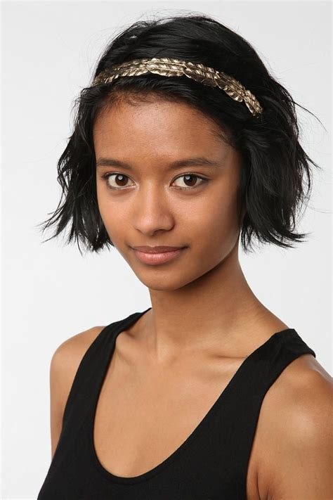 Hairstyles With Headbands For Hair by 25 Trending Hairstyles With Headbands Ideas On