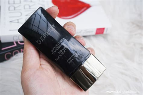 Macadamia Sabrina Top mercier smooth finish flawless fluid foundation review sabrina tajudin malaysia