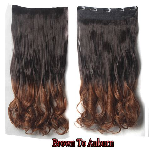 thick hair extensions thick one piece 3 4 full head clip in natural as human