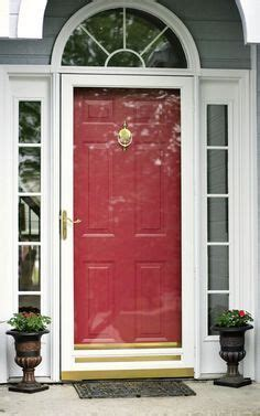 colonial front doors with storm door in front of it of the storm doors colonial style homes and front doors on pinterest