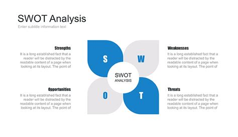 swot analysis ppt template free powerpoint swot template free now
