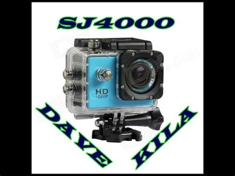 review camara sj4000 unboxing dave kila
