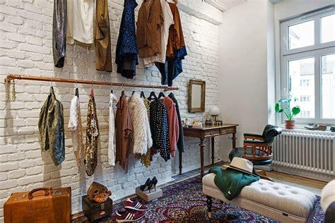 decoracion facil vestidor vintage repleto de ideas