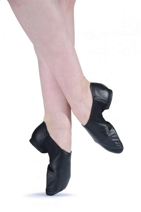 leo geoflex slip on jazz shoes from dancewear central