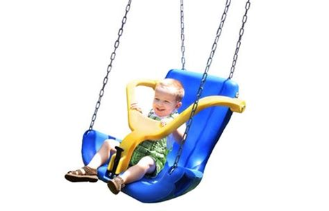 playworld swing accessible swing seat playworld 174 rollercoaster style