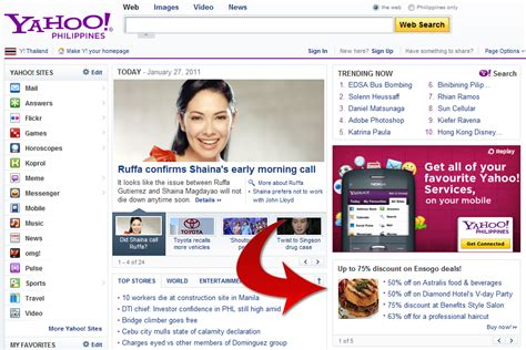 yahoo mail sg yahoo philippines the best sites in the world