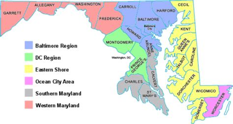 map maryland eastern shore counties obryadii00 map of maryland eastern shore