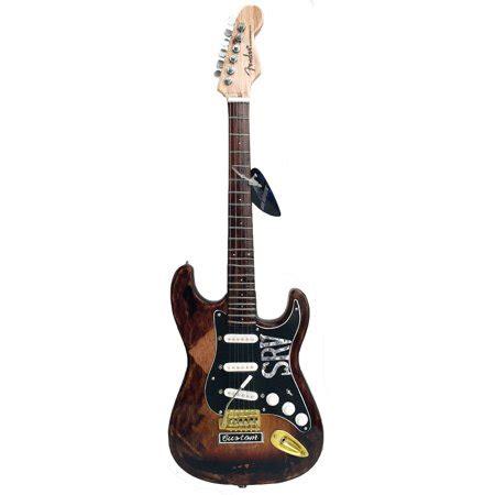 axe heaven stevie ray vaughan custom mini guitar replica collectible walmartcom