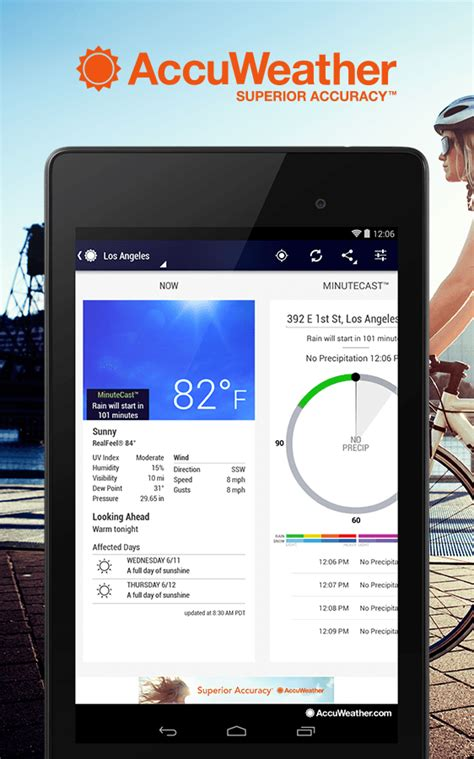 accuweather android app 16 awesome apps that will up and kick start your morning