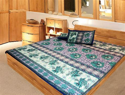 double bed sheet cotton double bed sheet sets rs 399 at goodlife deals update