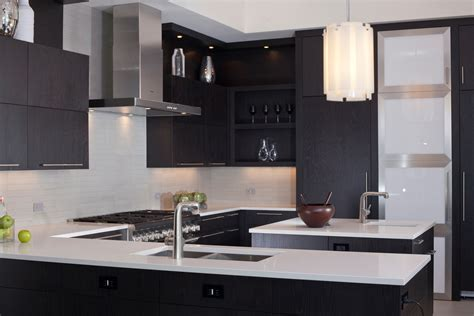 Kitchen Island Cabinet Design by Cool Kitchen Design Sunscape Homes