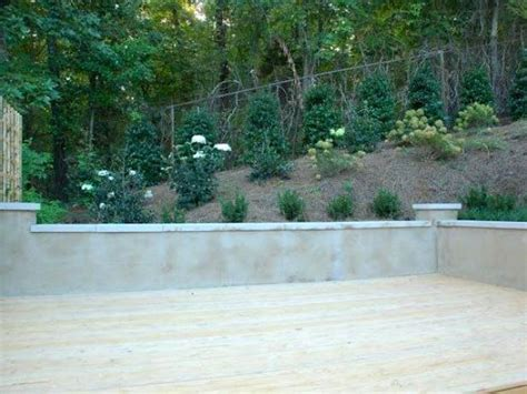 landscape  sloping backyard diy