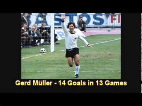 fifa world cup highest goal scorers slide 2 page 2 fifa world cup top goal scorers youtube