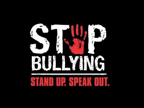 stand up how to get involved speak out and win in a world on books isd 728 stop bullying stand up speak out