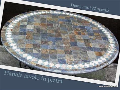 tavolo in pietra foto tavolo in pietra da giardino de mobili etnici 61521
