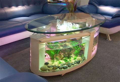 Fish Tank Coffee Table Fish Tank Coffee Table Design Images Photos Pictures