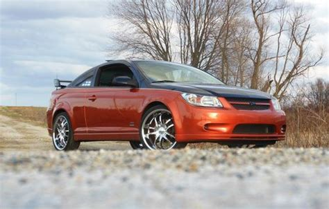 how make cars 2007 chevrolet cobalt ss head up display sell used 2007 chevrolet cobalt ss supercharged custom paint show winner head turner in