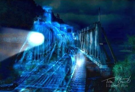 ghost train to the man looking for ghost train killed by real train odd news this is the story of