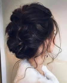 Prom hairstyle for long hair updos braided