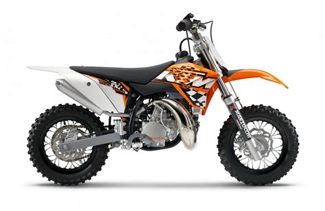 Ktm 50 Mini Sx 2011 Ktm 50 Sx Mini New Motorcycle
