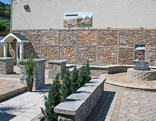 o g s earth products showcase an outdoor showroom