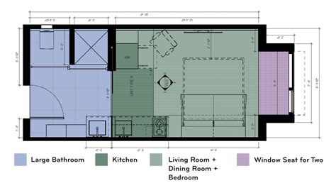 room design layout apartments nest micro apartments