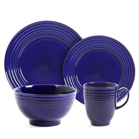 Kitchen Cups And Plates by Blue 16 Dining Set Cups Plates Bowls Kitchen Pot Tea