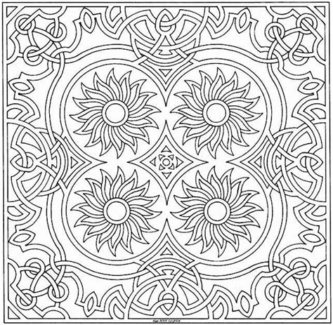 amazing coloring pages mandalas printable coloring pages