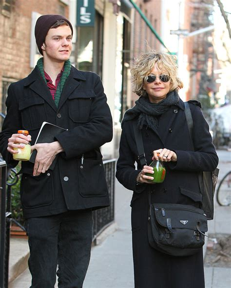 who is meg ryan mother meg ryan photos photos meg ryan and jack henry in nyc