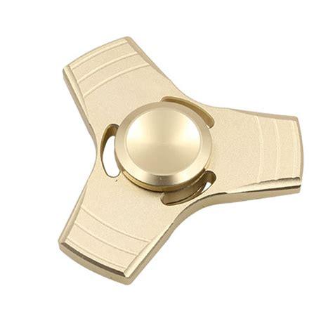 Ufo Metal Spinner 5 colors edc fidget spinner ufo tri spinner zinc