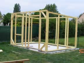 construction cabane de jardin