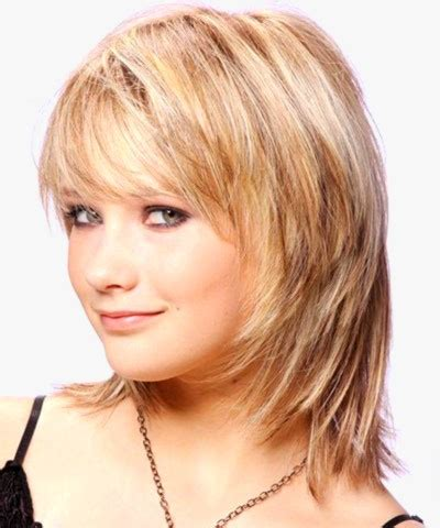 Shoulder Length Hairstyles With Bangs by Medium Haircuts With Bangs 2016