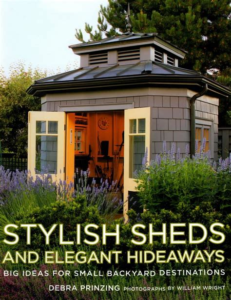 she sheds book review stylish sheds and elegant hideaways the shape