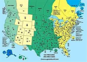 area code canada map word press time zone plugin america time zones
