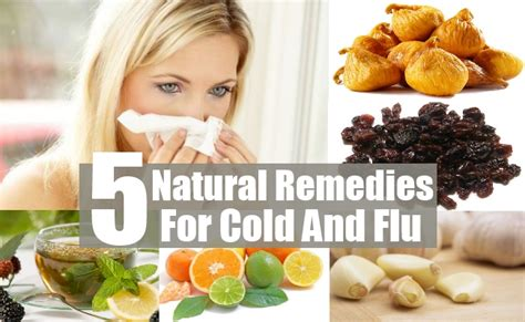 remedies for cold and flu how to treat cold and