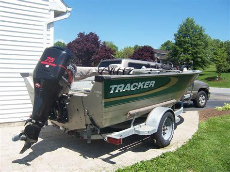 tracker boats for sale pa tracker targa 18 w mercury 75 four stroke the hull truth
