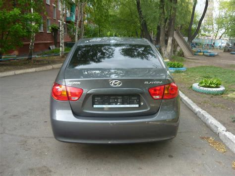 2008 Hyundai Elantra Manual by 2008 Hyundai Elantra For Sale Gasoline Manual For Sale