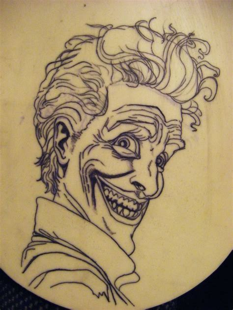 fake skin for tattooing 43 best images about joker outlines on