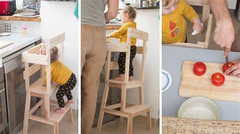 les enfants en cuisine comment adapter sa cuisine pour les enfants