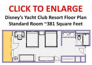 Disney Beach Club Floor Plan by The Deluxe Resorts At Walt Disney World Continued