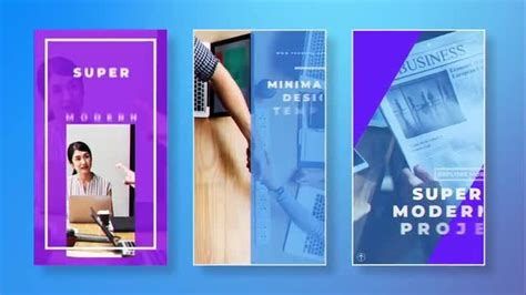 Business Instagram Stories After Effects Templates Motion Array Instagram Story Template After Effects