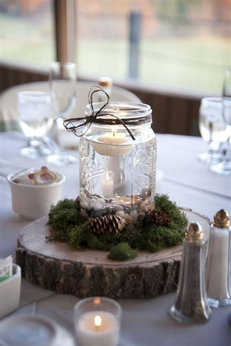winter wedding centerpieces 2 15 more gorgeous winter wedding centerpieces crazyforus
