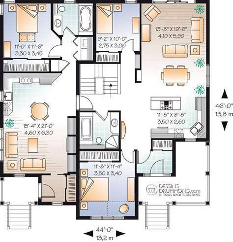 Best House Plan Sites Jumel 233 S Amp Bi G 233 N 233 Ration Champ 234 Tre W3037 Maison