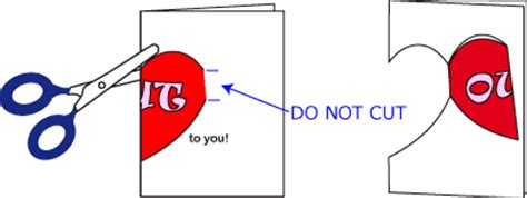 how do you make pop out cards how to make a pop up card s day crafts