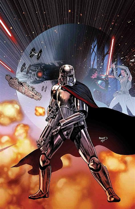 star wars phasma journey achetez des comic star wars journey to last jedi captain phasma 1 of 4 archonia com