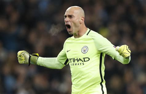 Willy Caballero Willy Caballero Manchester City S Most Important Task
