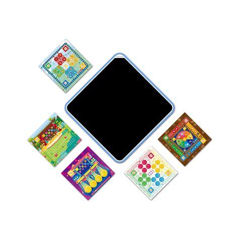 Tablet Beyond beyond screen beyond tablet smart tangible white blue black toys
